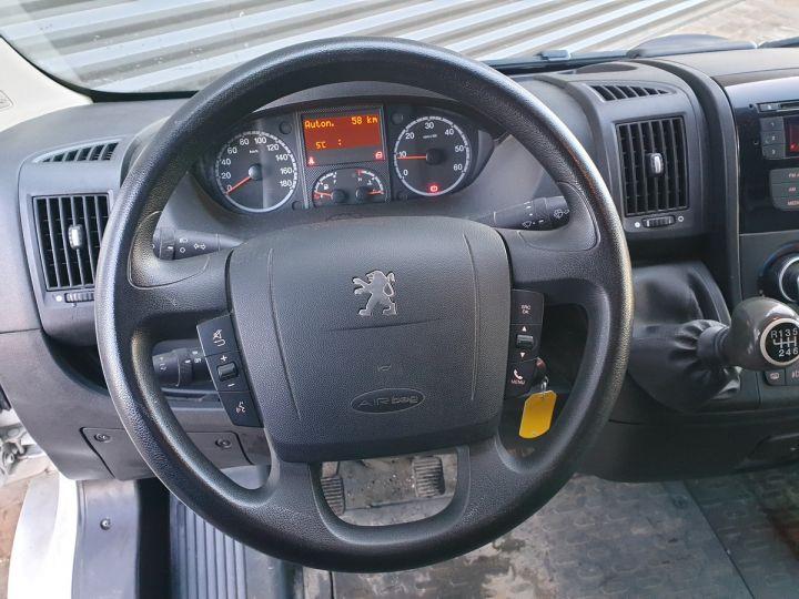 Peugeot Boxer II  2.2 HDI  130 PACK CLIM L1 H2 Blanc Verni Occasion - 4