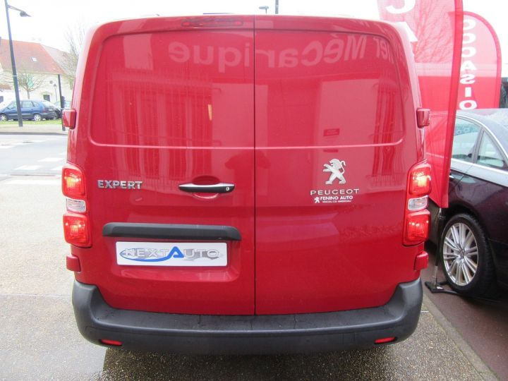 Peugeot EXPERT 2.0 BLUEHDI 180CH S&S PREMIUM EAT8 Rouge - 7