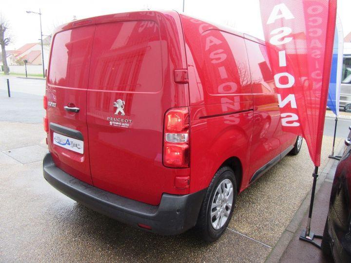 Peugeot EXPERT 2.0 BLUEHDI 180CH S&S PREMIUM EAT8 Rouge - 14