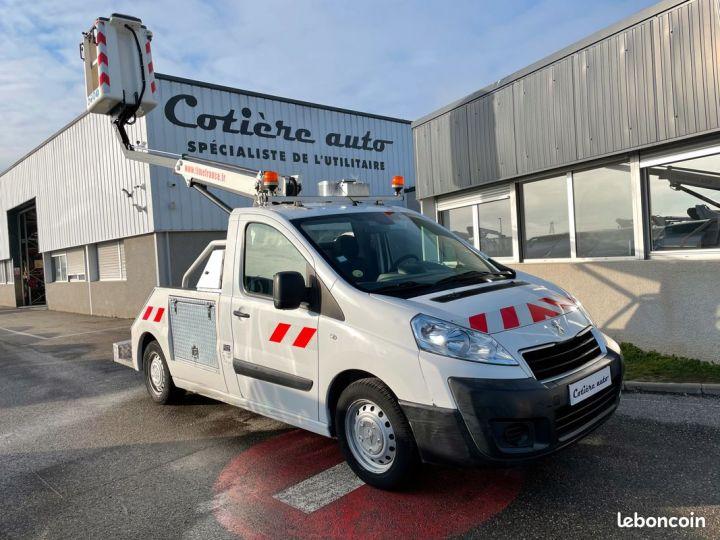 Peugeot EXPERT nacelle Time France 407h  - 1