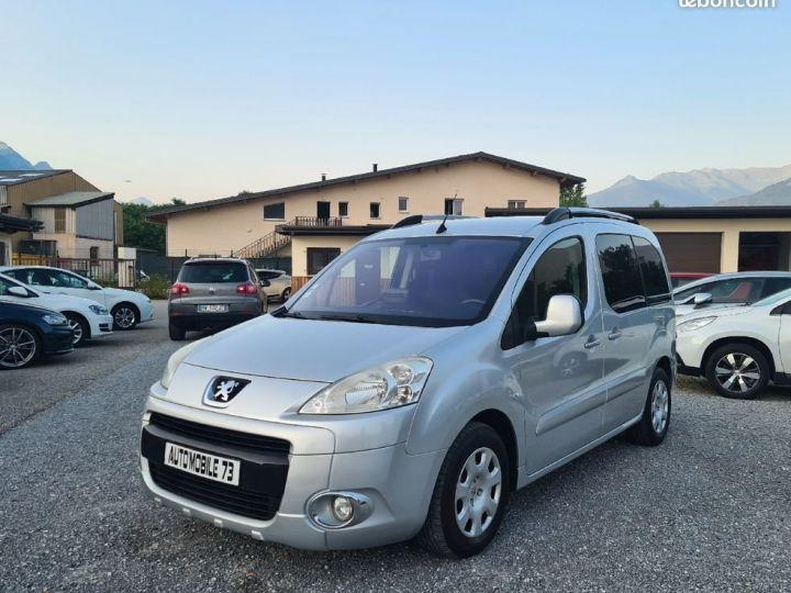 Peugeot Partner 1.6 hdi 90 loisirs 05/2010 7 PLACES GPS REGULATEUR  - 1