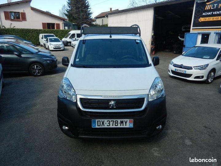 Peugeot Partner Pack Clim Nav 120 L1 1,6 HDi 115 BVMGARANTIE 12 MOIS5  - 1