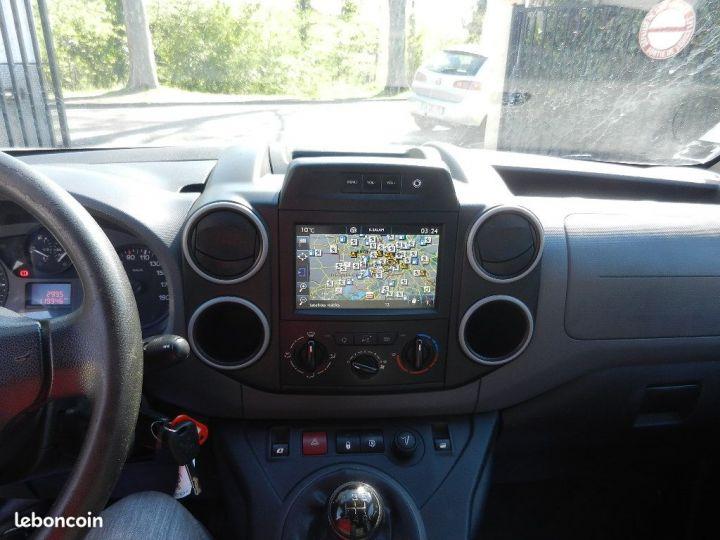 Peugeot Partner Pack Clim Nav 120 L1 1,6 HDi 115 BVMGARANTIE 12 MOIS5  - 5