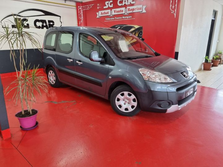 Peugeot Partner Partner Tepee 1l6 Essence 110 Ch Loisirs  - 3
