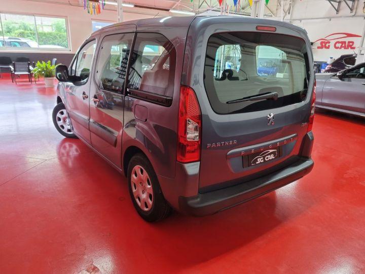 Peugeot Partner Partner Tepee 1l6 Essence 110 Ch Loisirs  - 4