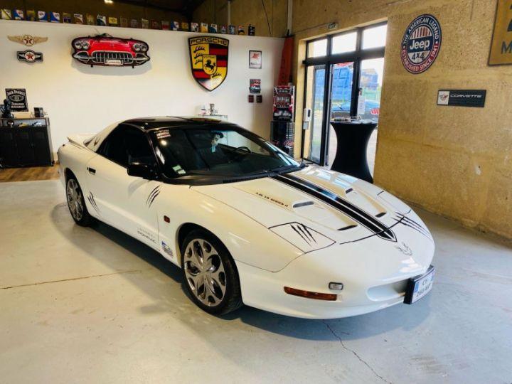 Pontiac FIREBIRD 3.8 V6 Serie 2 Blanc - 1
