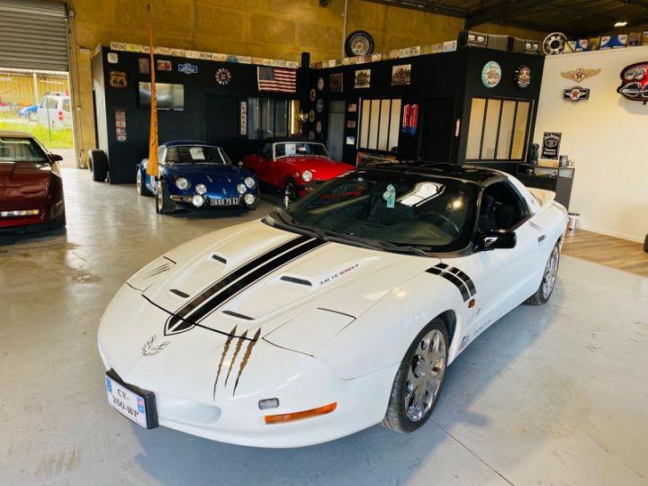Pontiac FIREBIRD 3.8 V6 Serie 2 Blanc - 3