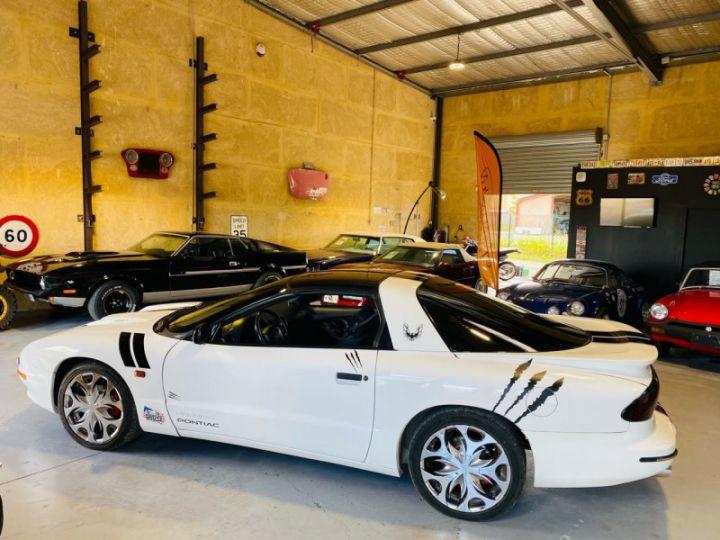 Pontiac FIREBIRD 3.8 V6 Serie 2 Blanc - 4