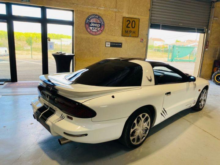 Pontiac FIREBIRD 3.8 V6 Serie 2 Blanc - 7