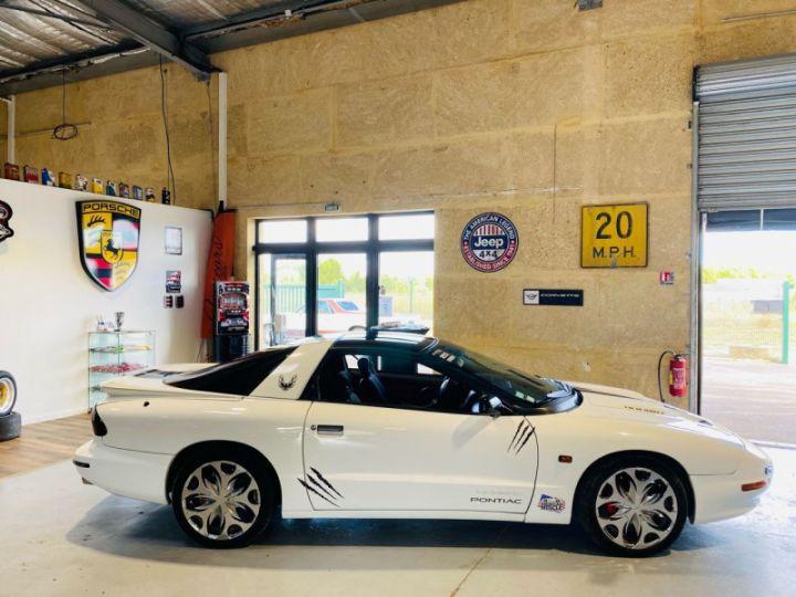 Pontiac FIREBIRD 3.8 V6 Serie 2 Blanc - 8