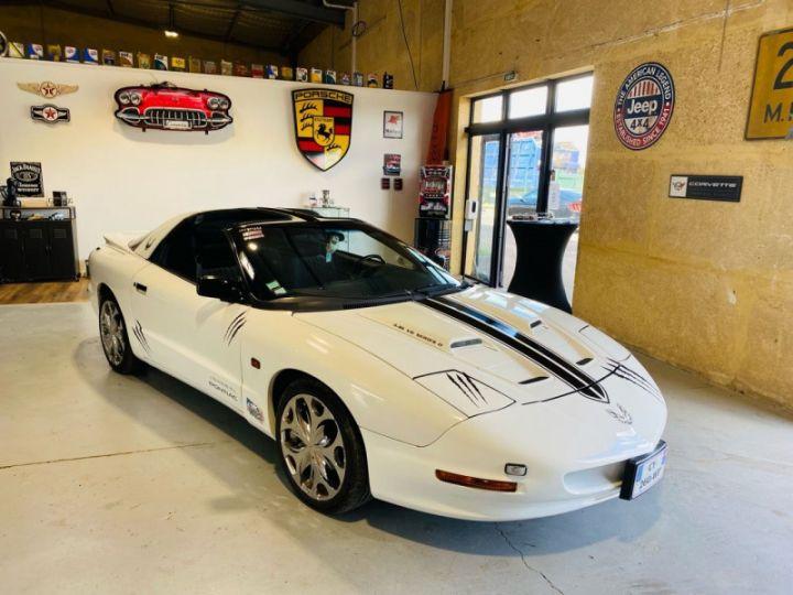 Pontiac FIREBIRD 3.8 V6 Serie 2 Blanc - 9