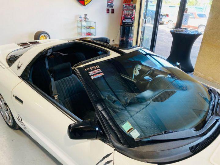 Pontiac FIREBIRD 3.8 V6 Serie 2 Blanc - 11