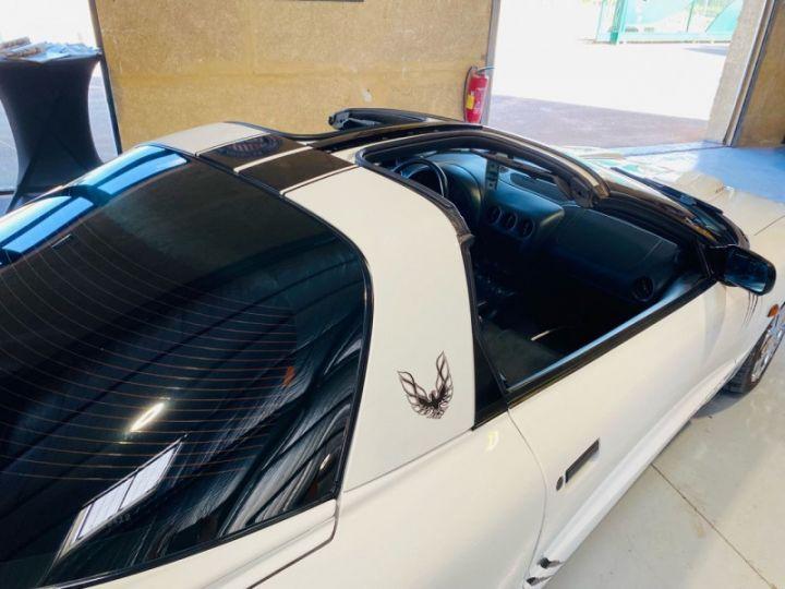 Pontiac FIREBIRD 3.8 V6 Serie 2 Blanc - 12