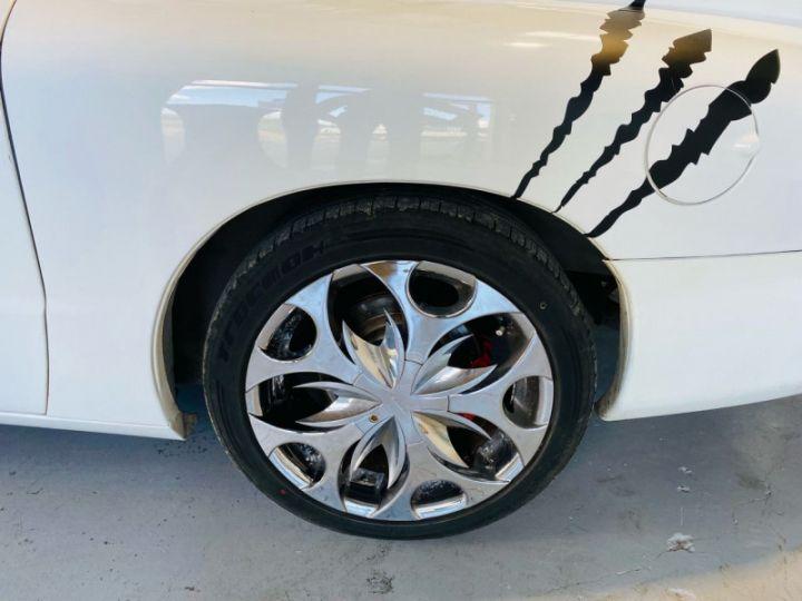 Pontiac FIREBIRD 3.8 V6 Serie 2 Blanc - 13