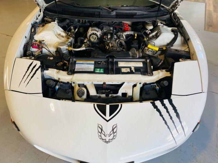 Pontiac FIREBIRD 3.8 V6 Serie 2 Blanc - 14