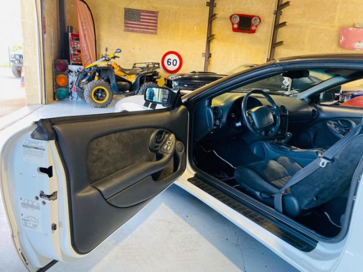 Pontiac FIREBIRD 3.8 V6 Serie 2 Blanc - 16