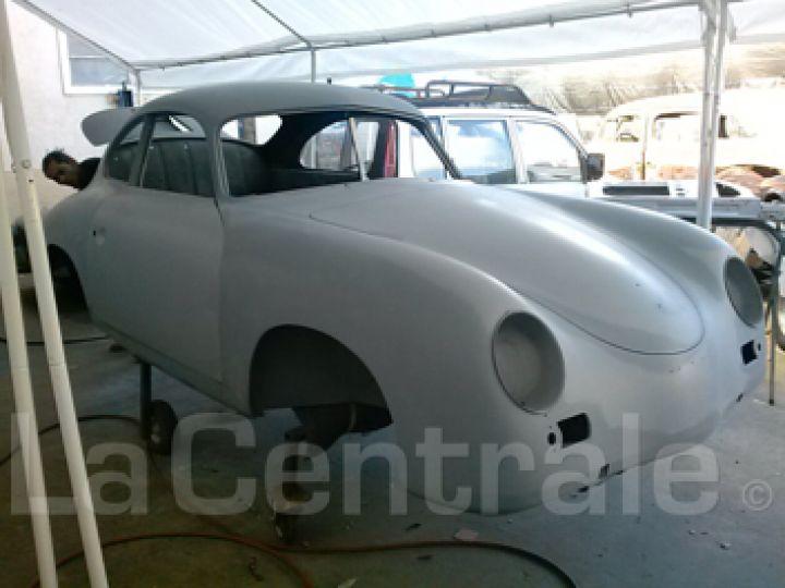 Porsche 356 1500 S Gris Foncé Metal Occasion - 14