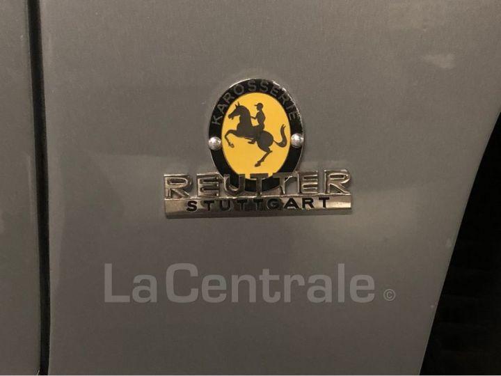 Porsche 356 1500 S Gris Foncé Metal Occasion - 31