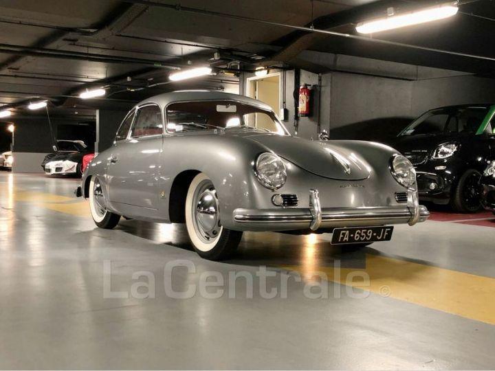 Porsche 356 1500 S Gris Foncé Metal Occasion - 32