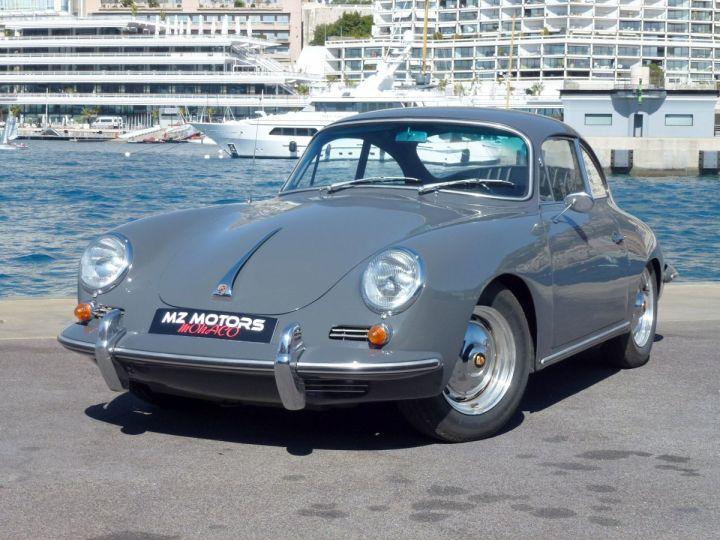 Porsche 356 B 1600 Gris Occasion - 2