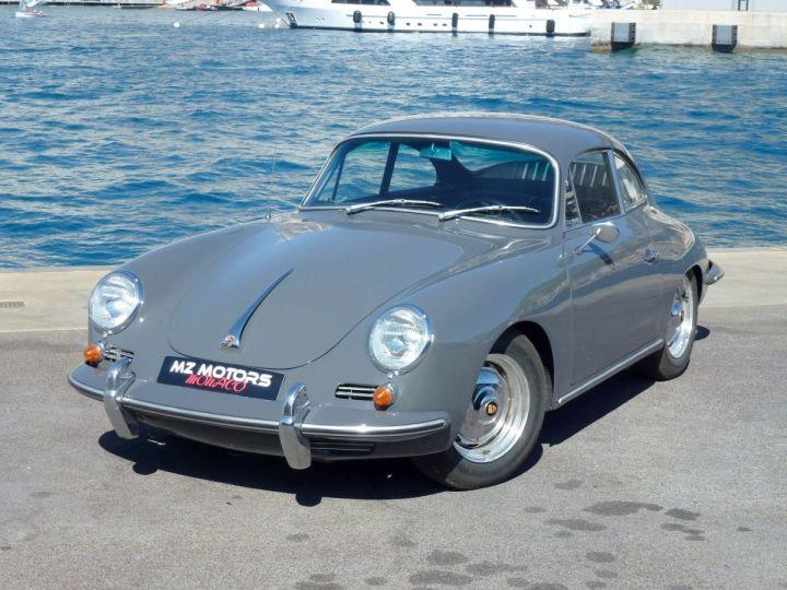Porsche 356 B 1600 Gris Occasion - 3
