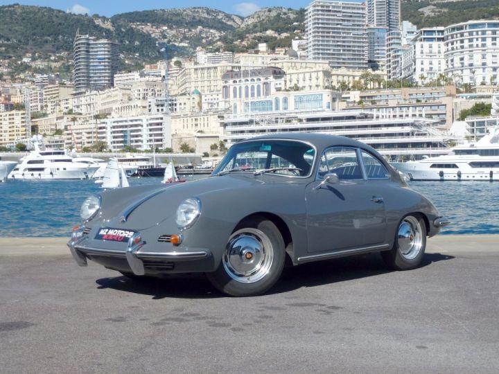 Porsche 356 B 1600 Gris Occasion - 4