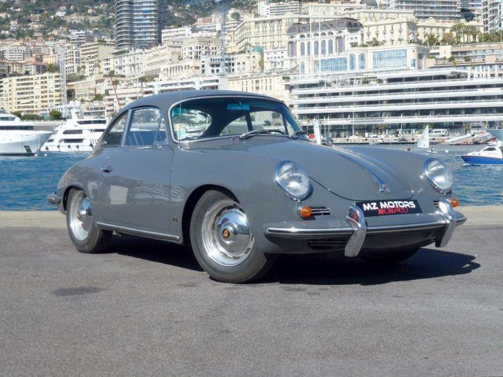 Porsche 356 B 1600 Gris Occasion - 5