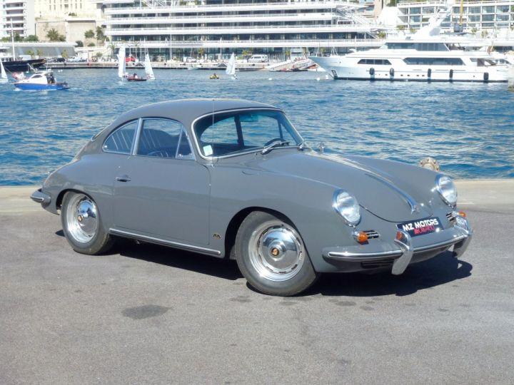Porsche 356 B 1600 Gris Occasion - 6