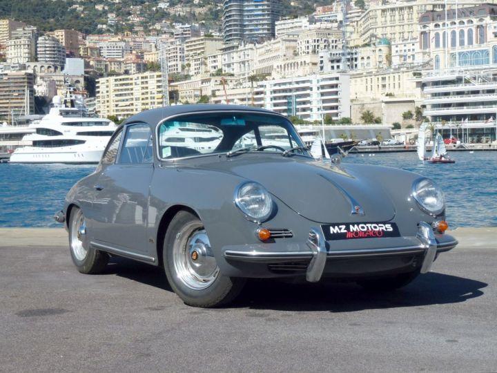 Porsche 356 B 1600 Gris Occasion - 7