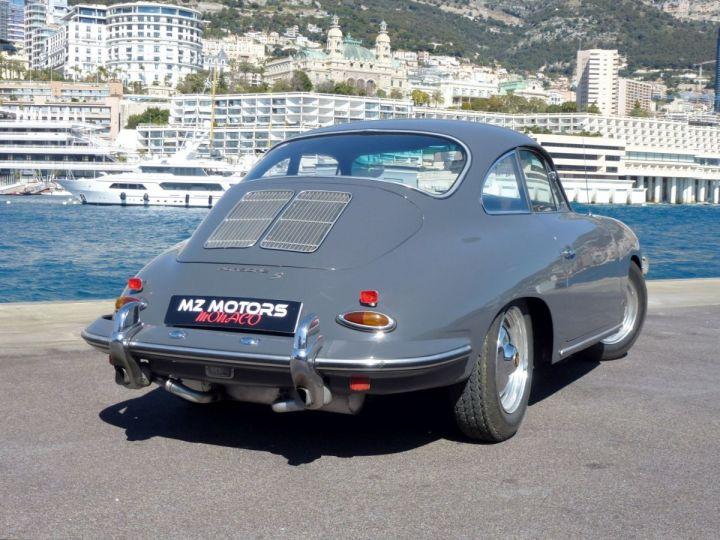 Porsche 356 B 1600 Gris Occasion - 10