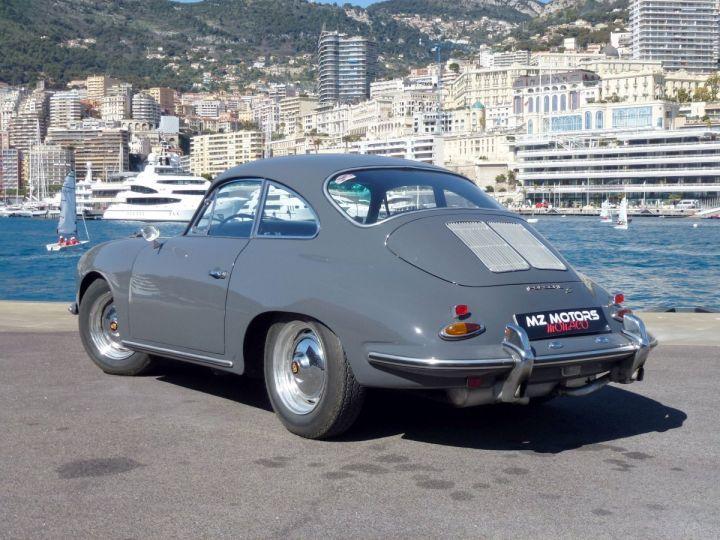 Porsche 356 B 1600 Gris Occasion - 13