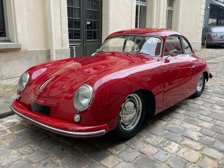 Porsche 356 Pré-A 1500 Coupé Reutter Rouge - 1