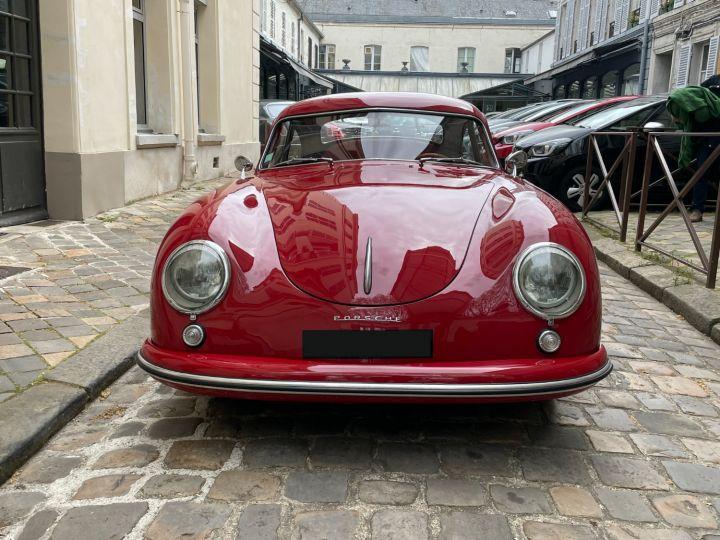 Porsche 356 Pré-A 1500 Coupé Reutter Rouge - 2