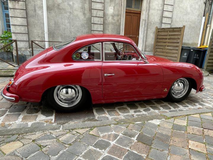 Porsche 356 Pré-A 1500 Coupé Reutter Rouge - 4