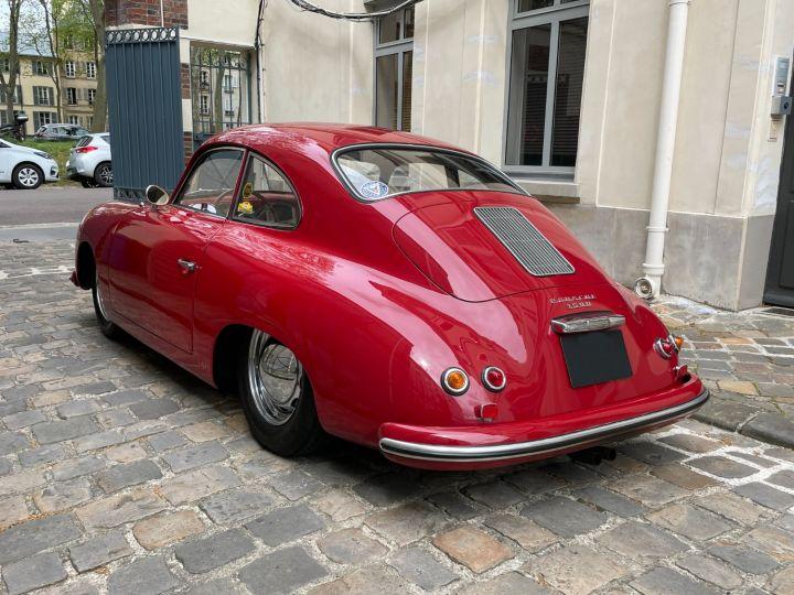 Porsche 356 Pré-A 1500 Coupé Reutter Rouge - 8