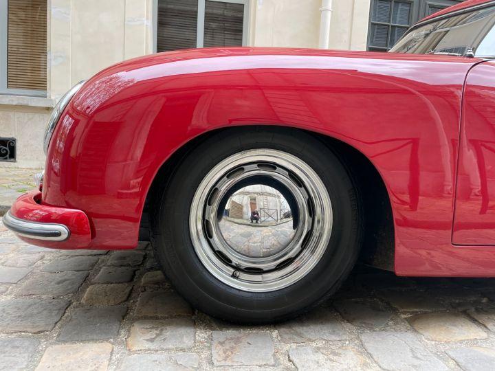 Porsche 356 Pré-A 1500 Coupé Reutter Rouge - 9