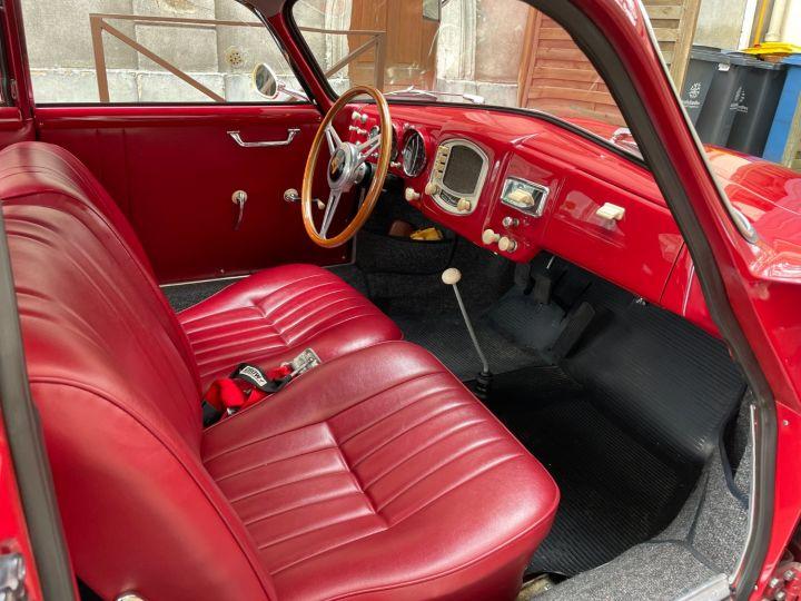 Porsche 356 Pré-A 1500 Coupé Reutter Rouge - 16