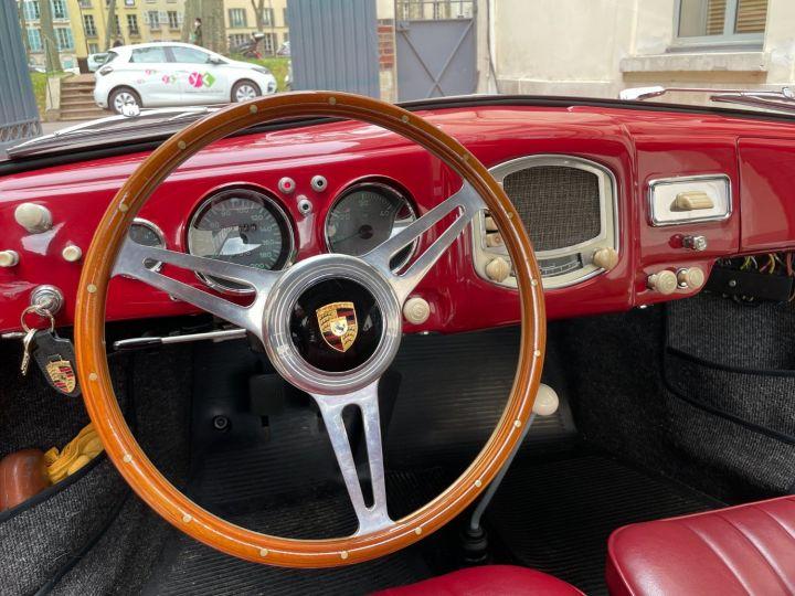 Porsche 356 Pré-A 1500 Coupé Reutter Rouge - 18