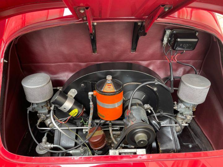Porsche 356 Pré-A 1500 Coupé Reutter Rouge - 25