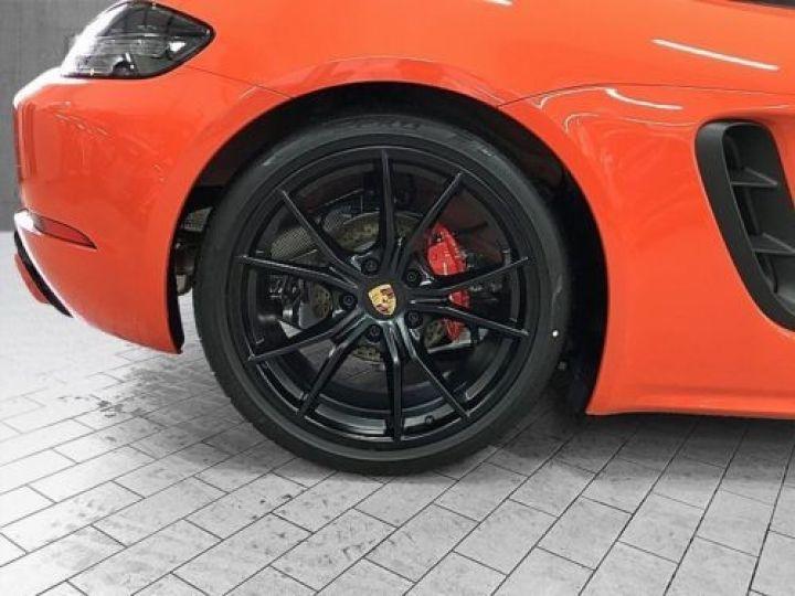 Porsche 718 2.5 365CH GTS ORANGE Occasion - 5