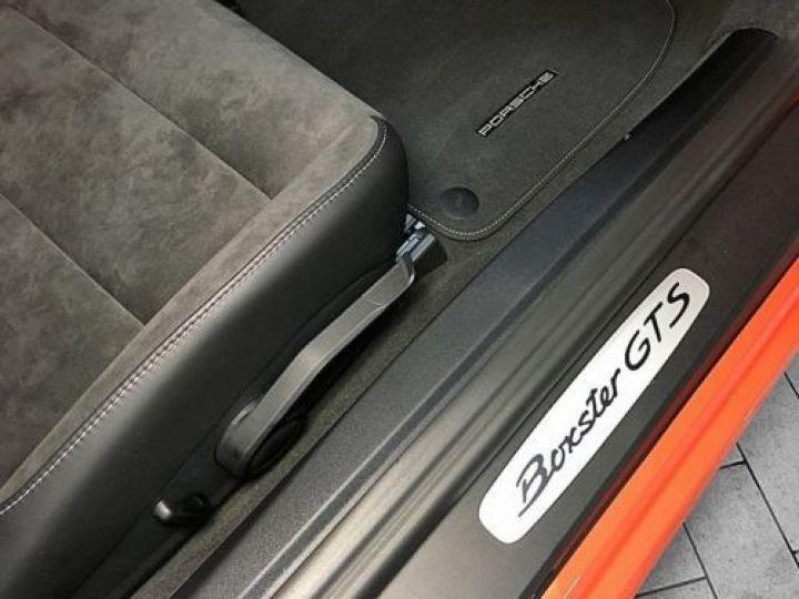 Porsche 718 2.5 365CH GTS ORANGE Occasion - 8
