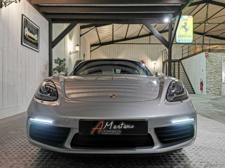 Porsche 718 Cayman 300 CV PDK Gris - 3