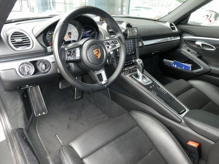 Porsche 718 Cayman S 350 Cv PDK Argent Gt Occasion - 19