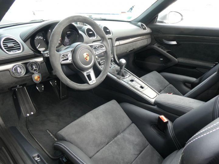 Porsche 718 Spyder Argent Vendu - 19