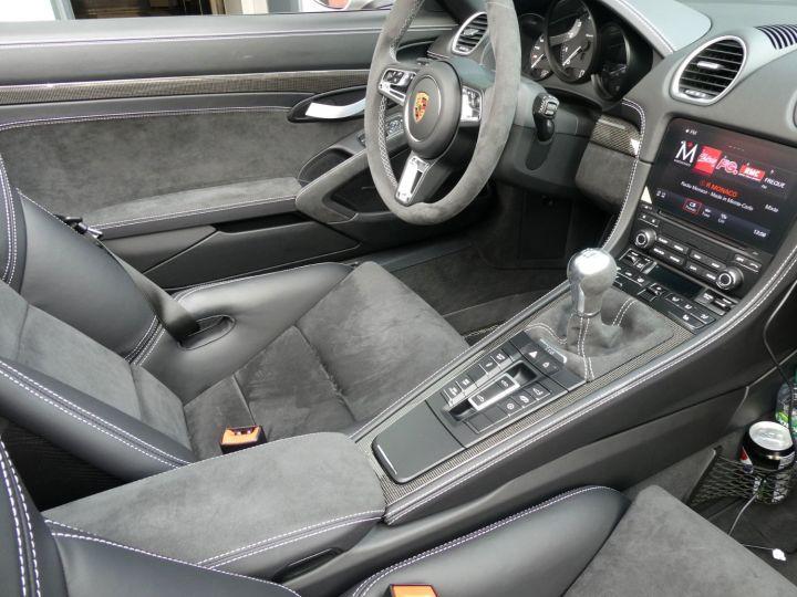 Porsche 718 Spyder Argent Vendu - 20