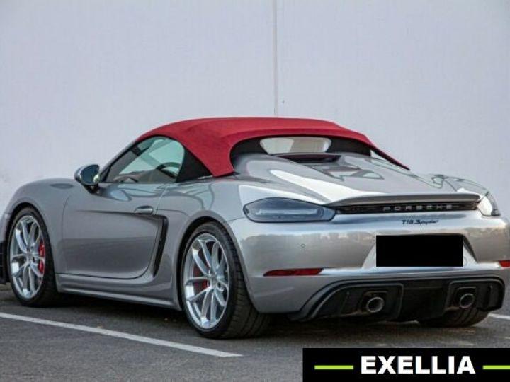 Porsche 718 Spyder Boxter  GRIS PEINTURE METALISE  Occasion - 1