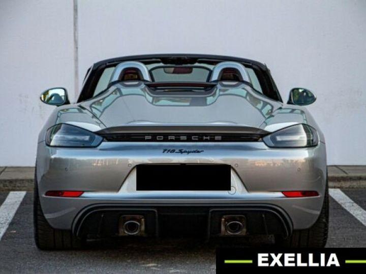 Porsche 718 Spyder Boxter  GRIS PEINTURE METALISE  Occasion - 5