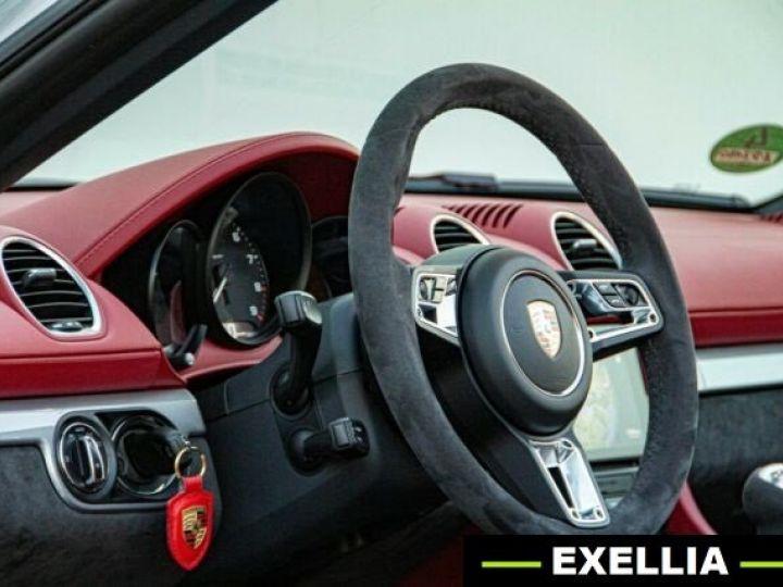 Porsche 718 Spyder Boxter  GRIS PEINTURE METALISE  Occasion - 9