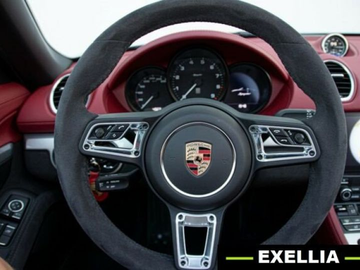 Porsche 718 Spyder Boxter  GRIS PEINTURE METALISE  Occasion - 11