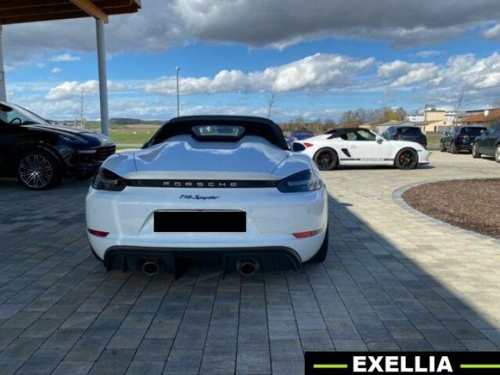 Porsche 718 Spyder Boxter  BLANC PEINTURE METALISE  Occasion - 2